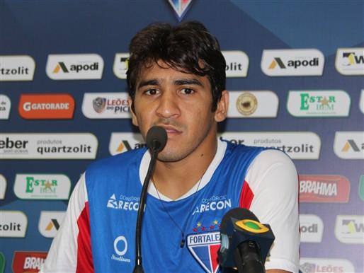 Volante Guto está de volta ao tricolor (FOTO: Nodge Nogueira)