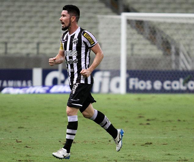 Ricardinho chegou no Ceará para a temporada 2013 (FOTO: Christian Alekson/Cearasc.com)