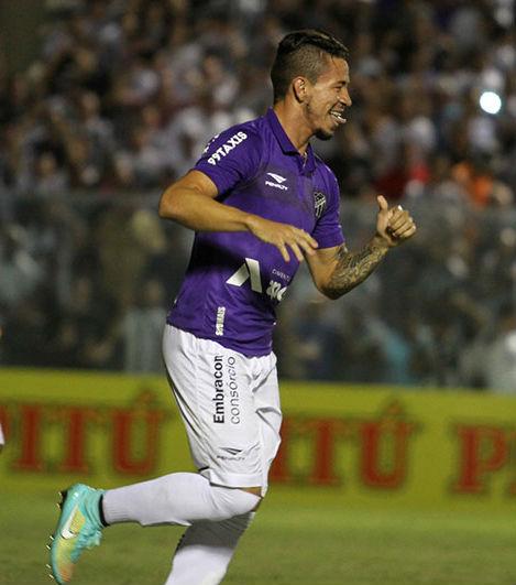 Siloé marcou gols decisivos na reta final da Série B (FOTO: Christian Alekson/Cearasc.com)