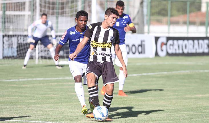 O Ceará foi eliminado para o Cruzeiro (FOTO: Christian Alekson/Cearasc.com)