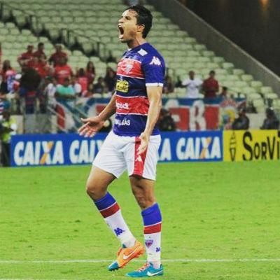 Dudu Cearense fez o terceiro do Leão (Foto: Divulgação)