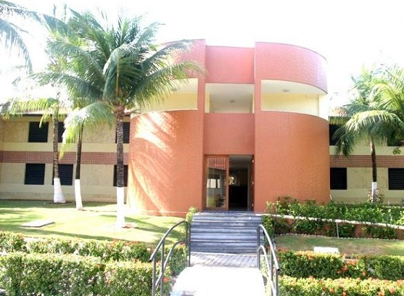 O centro de treinamento de Iparana, localizado em Caucaia, foi inaugurado no dia 17 de março de 2007 (Foto: Divulgação)