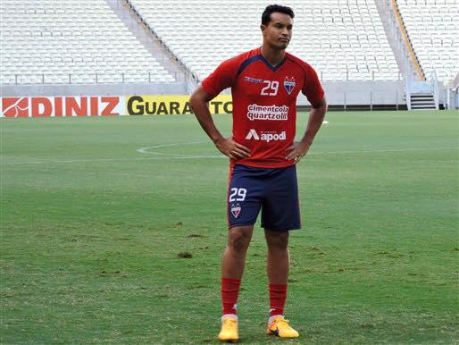 Dudu Cearense já marcou duas vezes no atual Estadual (Foto: Fortaleza EC/Divulgação)