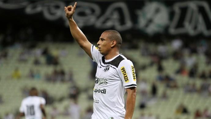 Rafael Costa foi o artilheiro da equipe na Série B (Foto: Cearasc.com/Divulgação)