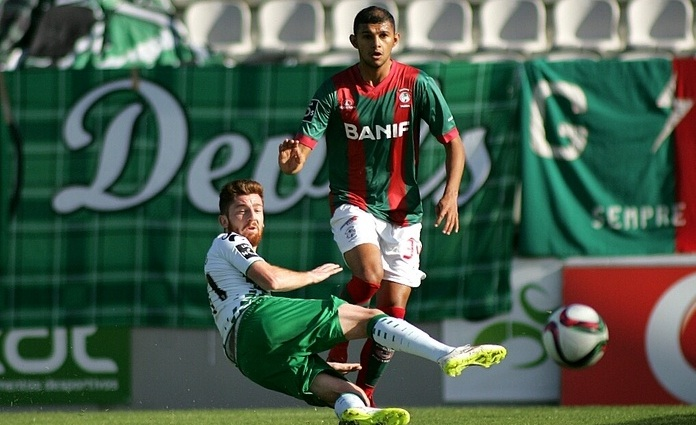 Raul jogou o último ano pelo Marítimo, clube de Portugal (Foto: Hélder Sousa/Zerozero)