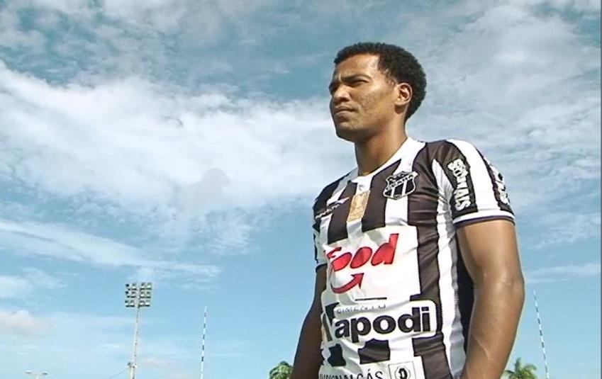 Há 7 anos no Ceará, João Marcos já faz parte da família alvinegra