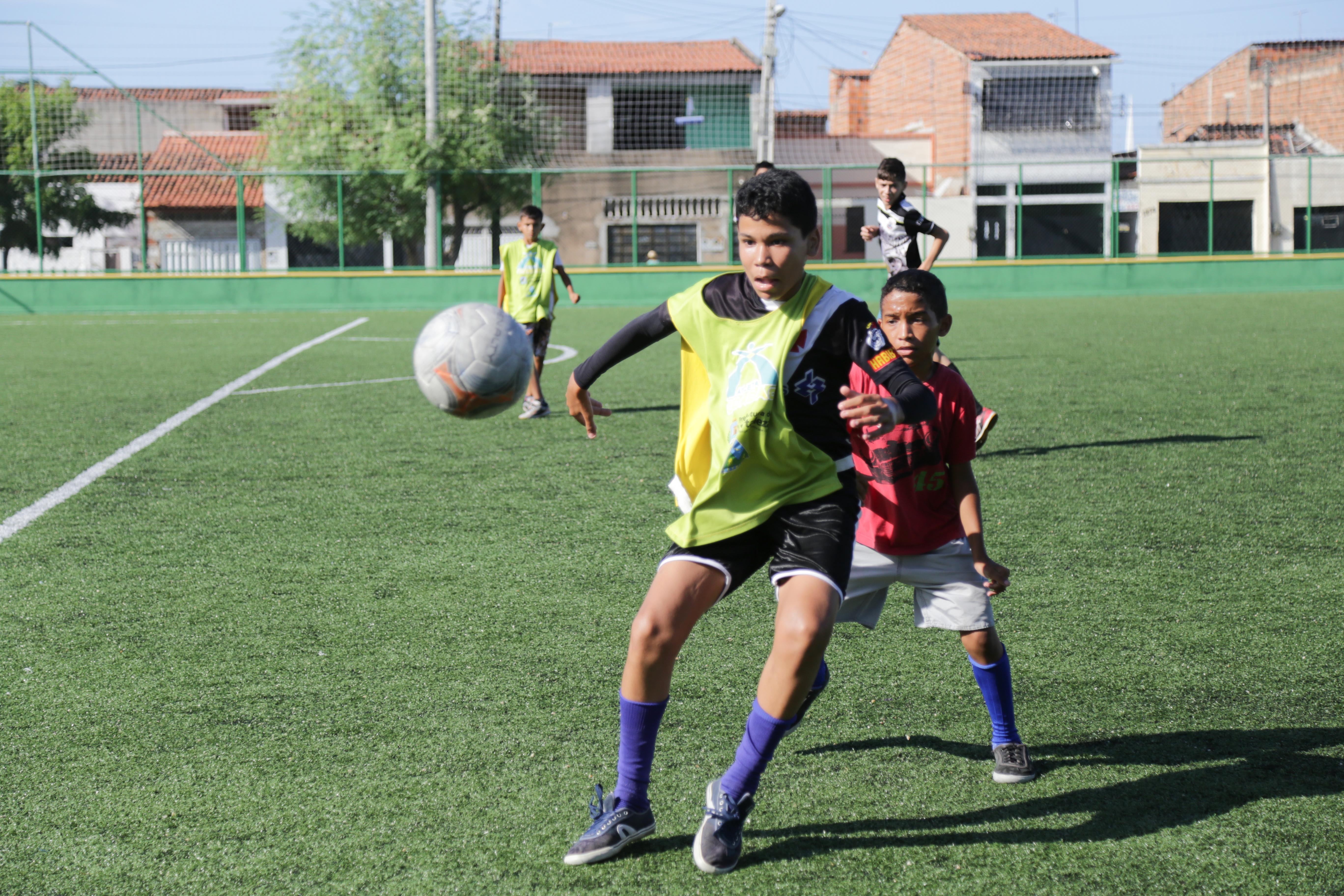 Areninha Campo do América completa 2 anos com evento para a comunidade