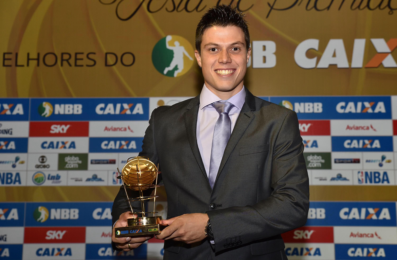 Davi Rosseto é eleito melhor armador do Novo Basquete Brasil