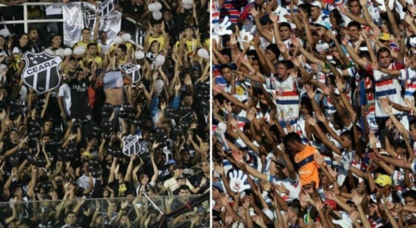 Ceará e Fortaleza são 4º e 5º do Nordeste em número de seguidores