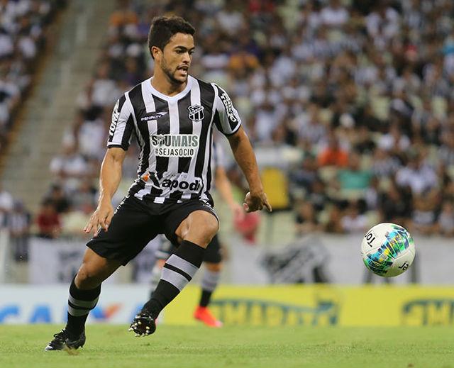 Após 2015 ruim, meia Felipe busca retomada na carreira e acesso à elite com o Ceará
