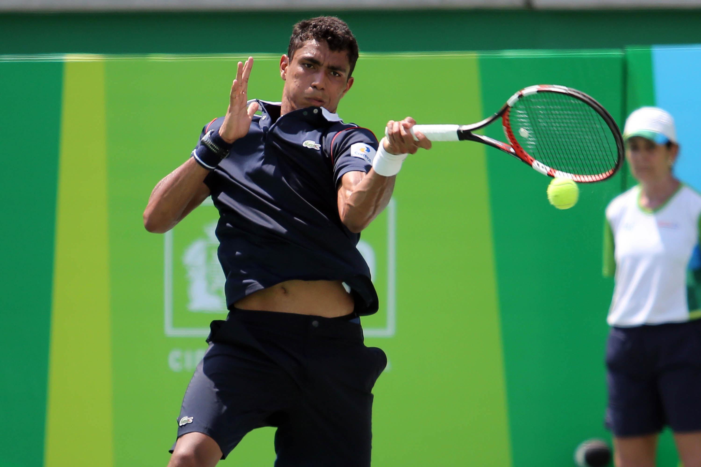 Tenista cearense Thiago Monteiro alcança melhor desempenho no ranking mundial