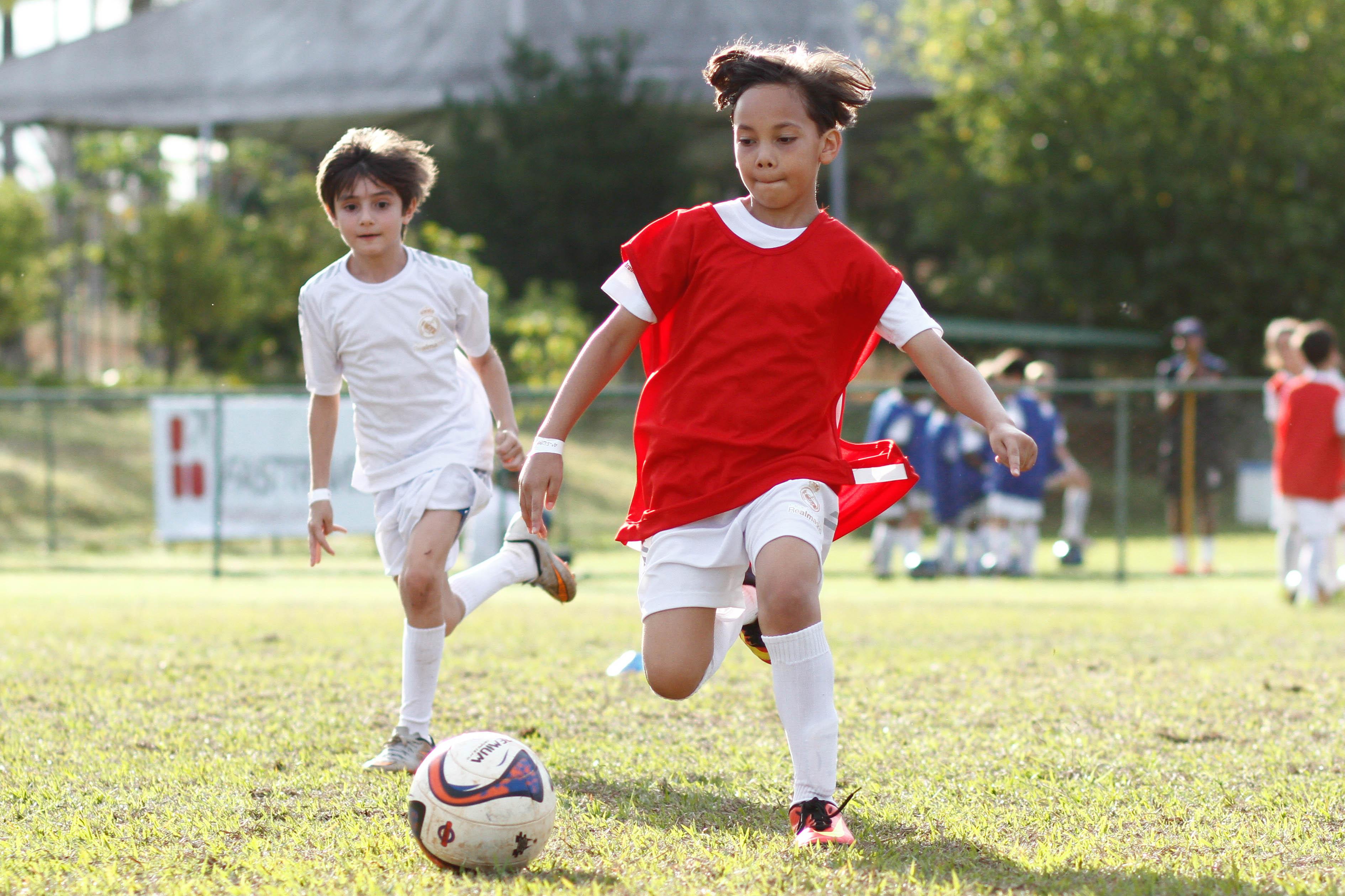 Fortaleza receberá em dezembro escolinha de futebol do Real Madrid