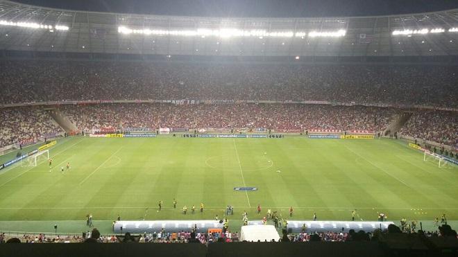 Fortaleza empata com Juventude e amargará oitavo ano de Série C