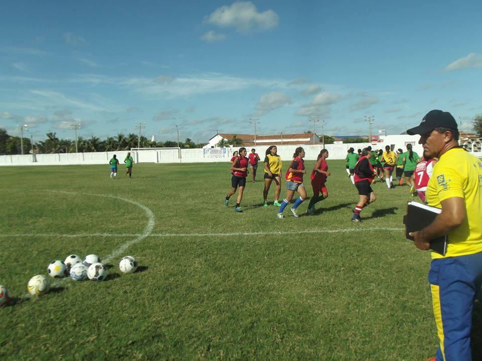 Técnico Rivando Conrado acumula outras funções na equipe. Foto