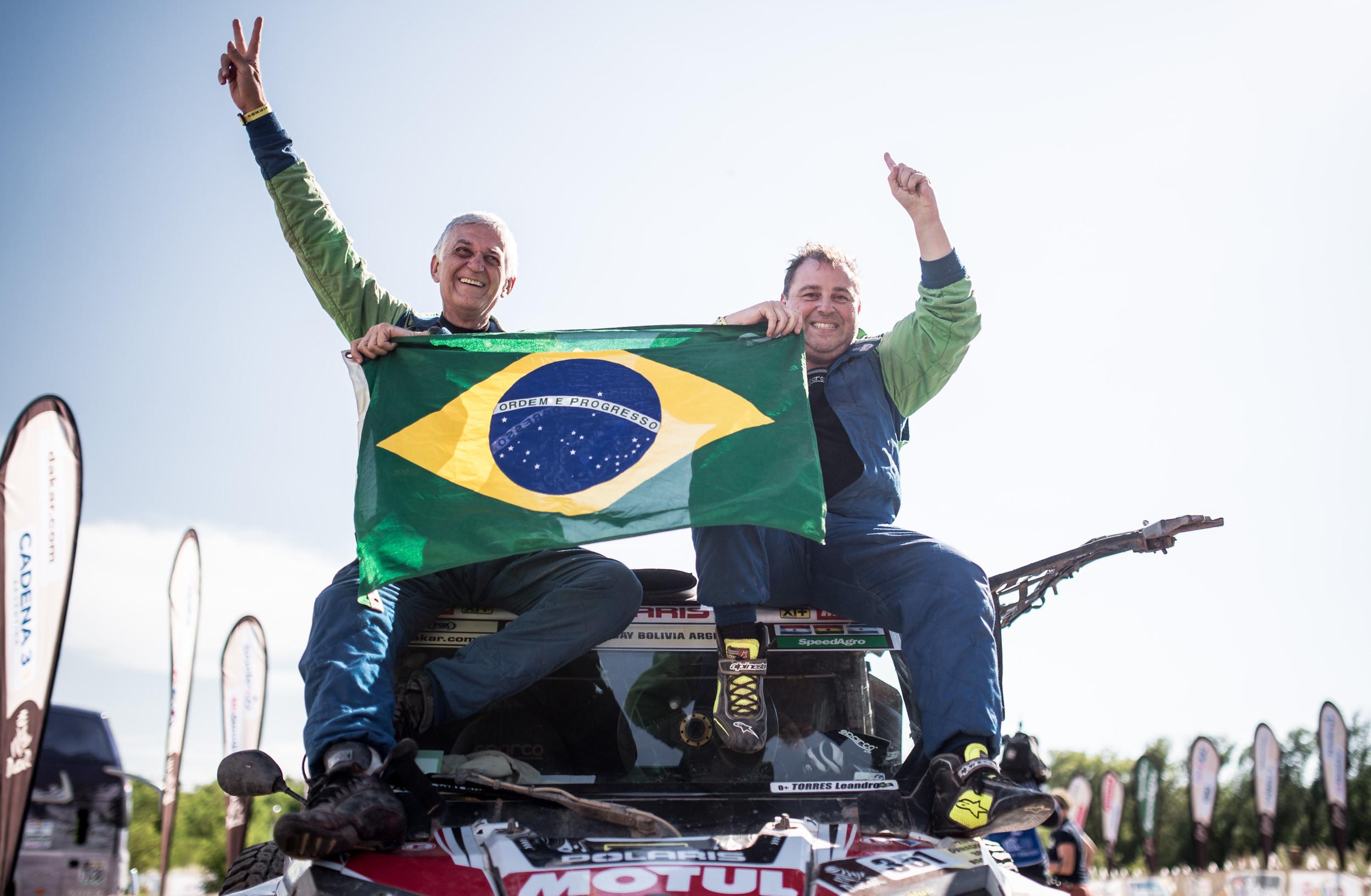 Campeão do Rally Dakar 2017 vai disputar a 30ª edição do Piocerá