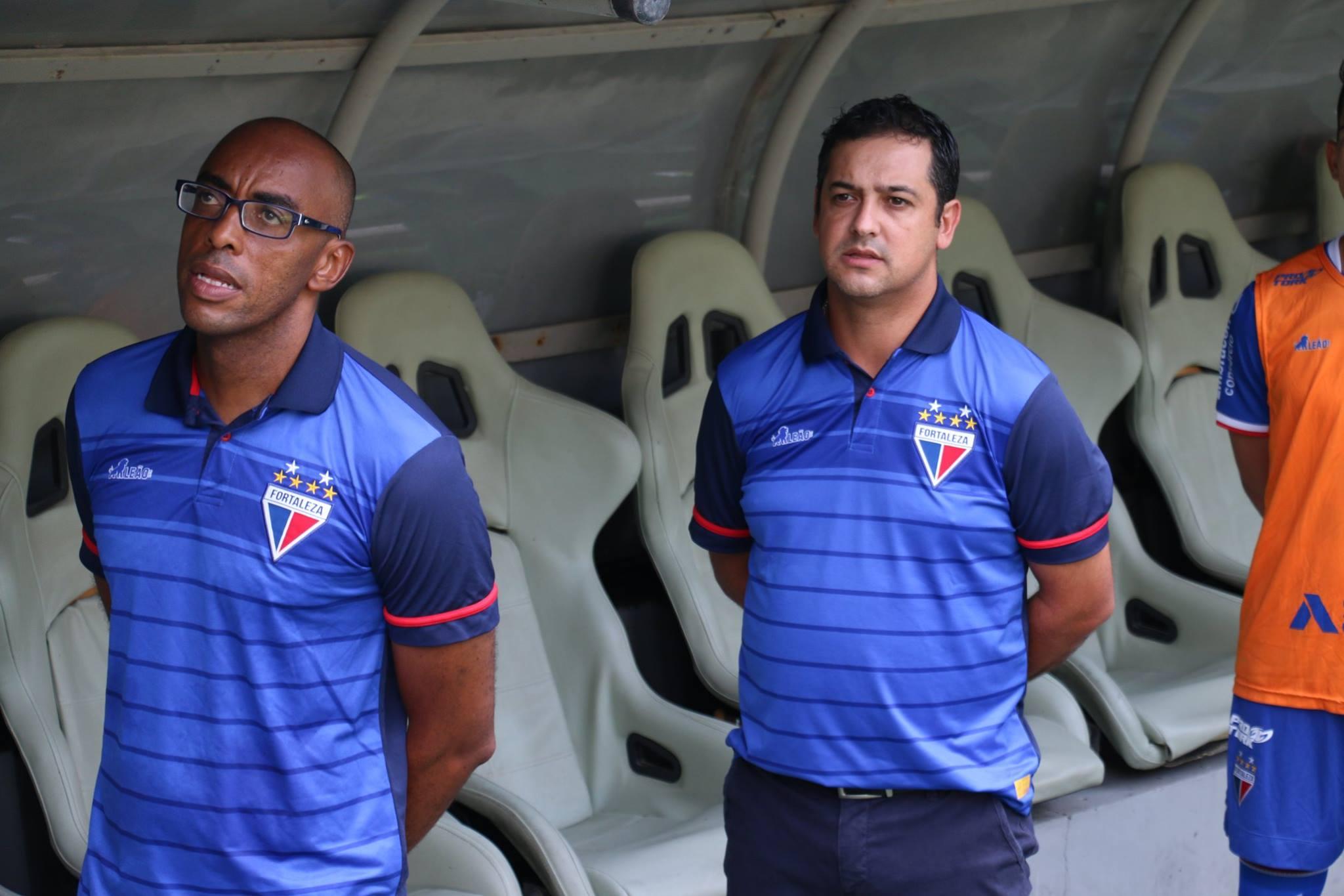 Marquinhos Santos, técnico do Fortaleza, justifica derrota do time por jogadores doentes