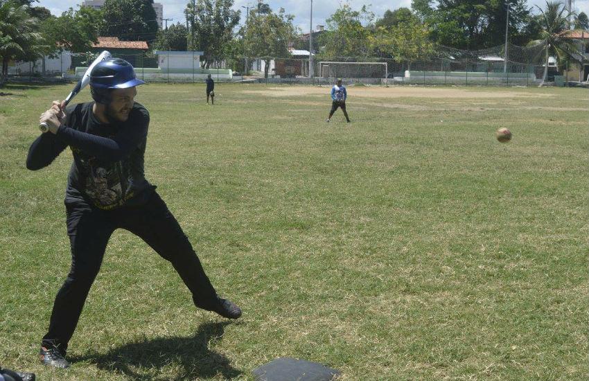 Ceará terá seu 1º campeonato de beisebol, com três equipes na disputa