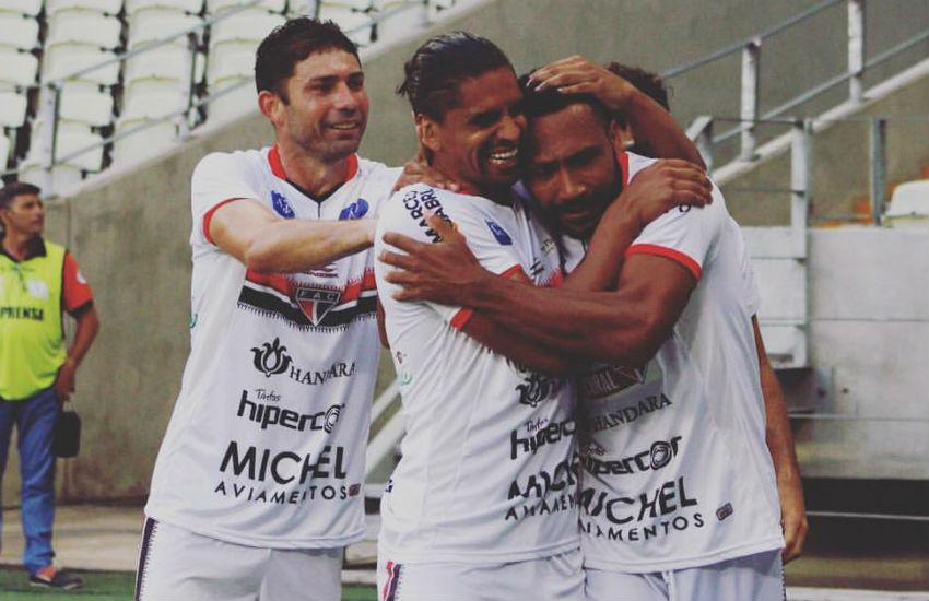 Ferroviário está a uma vitória de voltar à Copa do Nordeste depois de 18 anos
