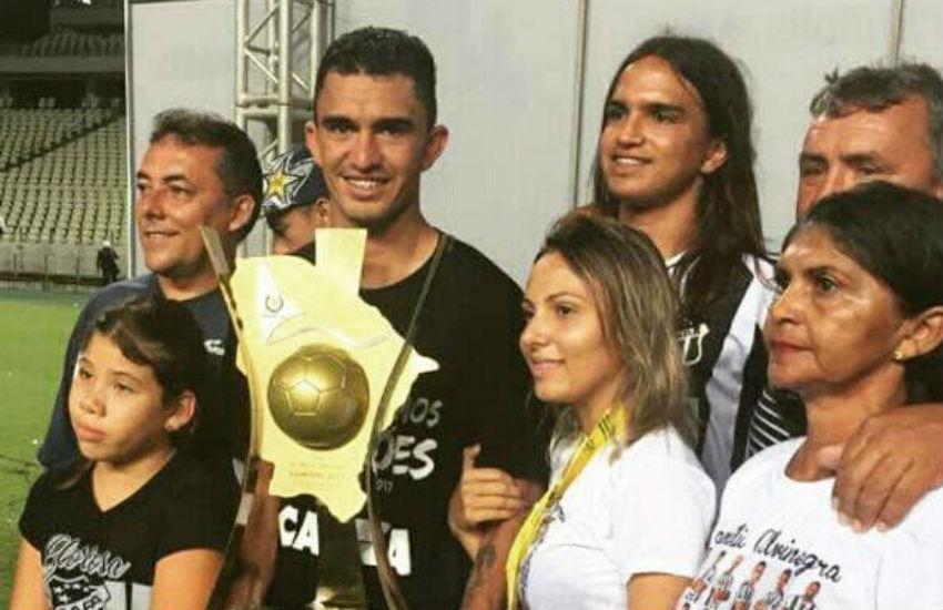 Do sertão para a glória: confira a história de Raul, autor do gol do 44º título estadual do Ceará
