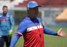 Paulo Bonamigo retornou ao Fortaleza depois de 10 anos (Foto: Saulo Roberto/Fortaleza EC)