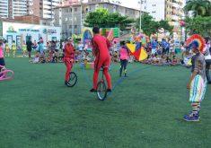 Areninha comemora 3 anos (FOTO: Divulgação)