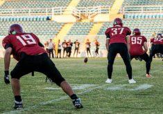 O Roma Gladiadores irá realizar os jogos no Raimundão (FOTO:O estádio de Caucaia receberá os jogos de futebol americano (FOTO: Stephan Eilert)