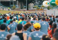 A corrida acontece dia 1º de outubro (FOTO: Divulgação)