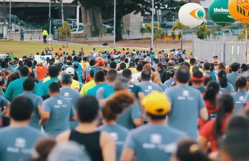 """Corrida de rua """"Band 21K"""" chega a Fortaleza em outubro"""