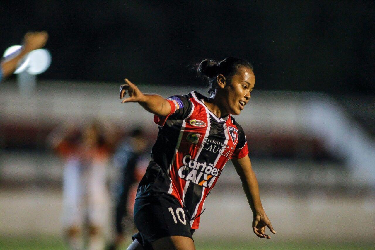 Jogadoras do Caucaia são convocadas para a Seleção Brasileira