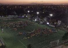 Cerca de 5 mil pessoas participaram da abertura da 2ª Coparena (FOTO: Brankos Filmes/Divulgação)