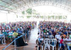 O congresso técnico aconteceu no sábado (2)
