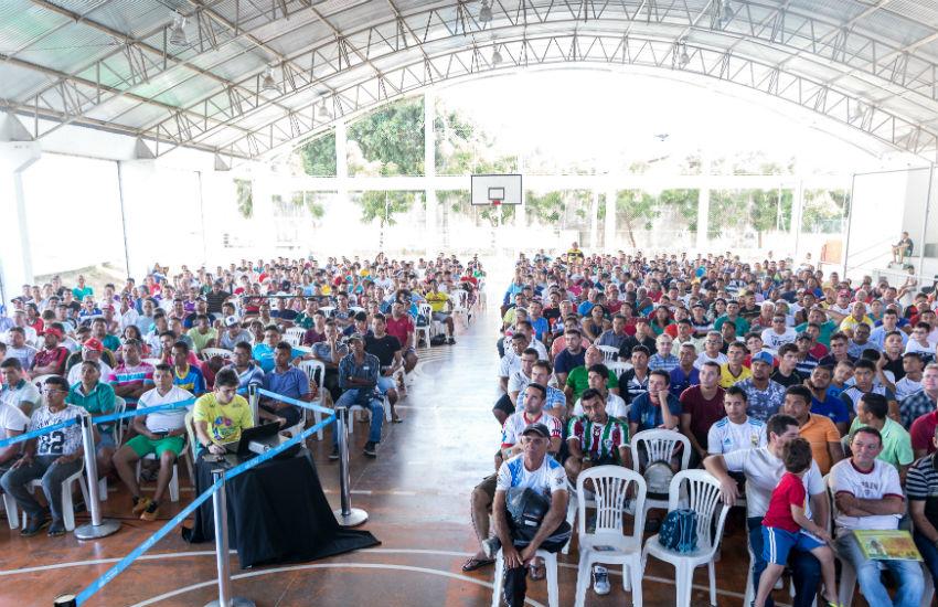 Coparena 2017 terá a participação de mais de 10 mil atletas