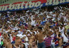 A torcida deve lotar o Castelão (FOTO; Reprodução/Facebook)