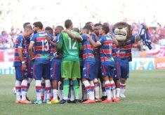 O Fortaleza vai em buscar de ser campeão (FOTO: Reprodução/Facebook)