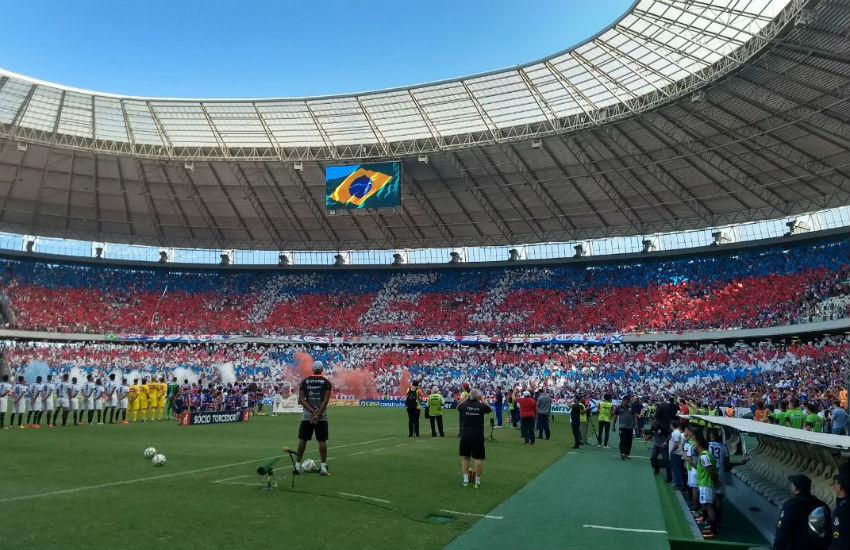 Público de 40 mil torcedores do Fortaleza em jogo do mata-mata é recorde da Série C