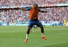 O jogador fez o gol que garantiu o time na segunda fase (FOTO: Reprodução/Facebook)