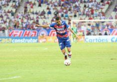 Bruno Melo fez o gol do Leão (FOTO: Reprodução/Facebook)