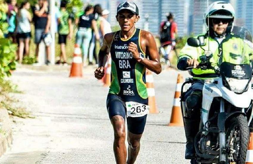 Conheça Dudé: um dos melhores triatletas do Ceará que diz só estar vivo graças ao esporte