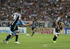 Pio marcou um golaço contra o Paysandu (FOTO: Divulgação)