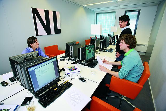 Entre as universidades que estão com vagas abertas está a uisenberg School of Finance (FOTO: DIVULGAÇÃO)
