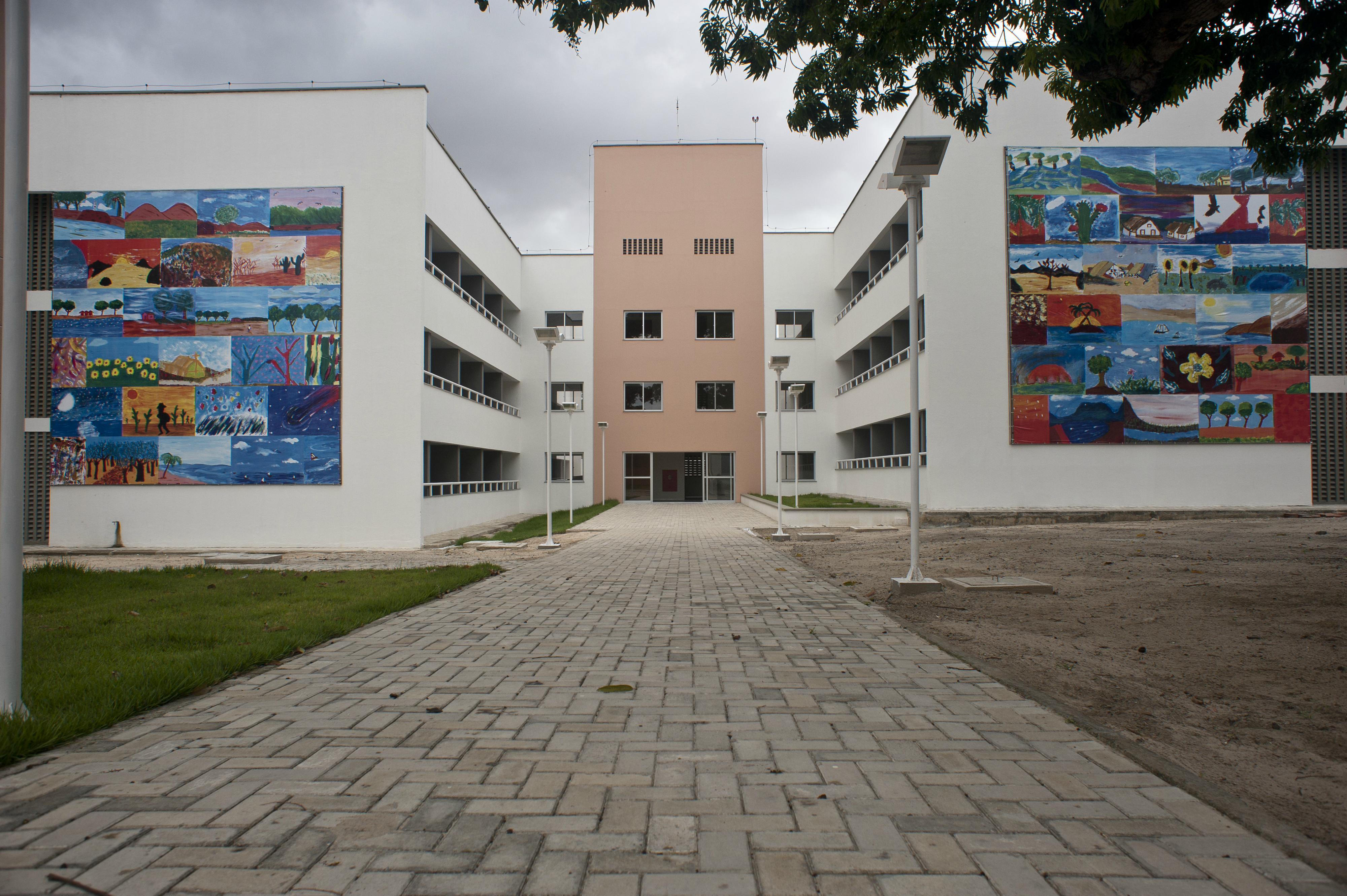 Para as residências universitárias serão ofertadas, inicialmente, 12 vagas femininas em unidades de Fortaleza (Benfica e Pici), destinadas a estudantes de qualquer um dos campi da Capital (FOTO: Davi Pinheiro/Divulgação)