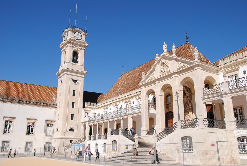 As instituições portuguesas participantes do Programa, resultado de acordo firmado entre a UFC e o Banco Santander, são: Universidade do Porto, Universidade de Coimbra (em destaque), Instituto Politécnico de Setúbal e Universidade Nova de Lisboa (FOTO: Leandro Neumann/Flickr Creative Commons)