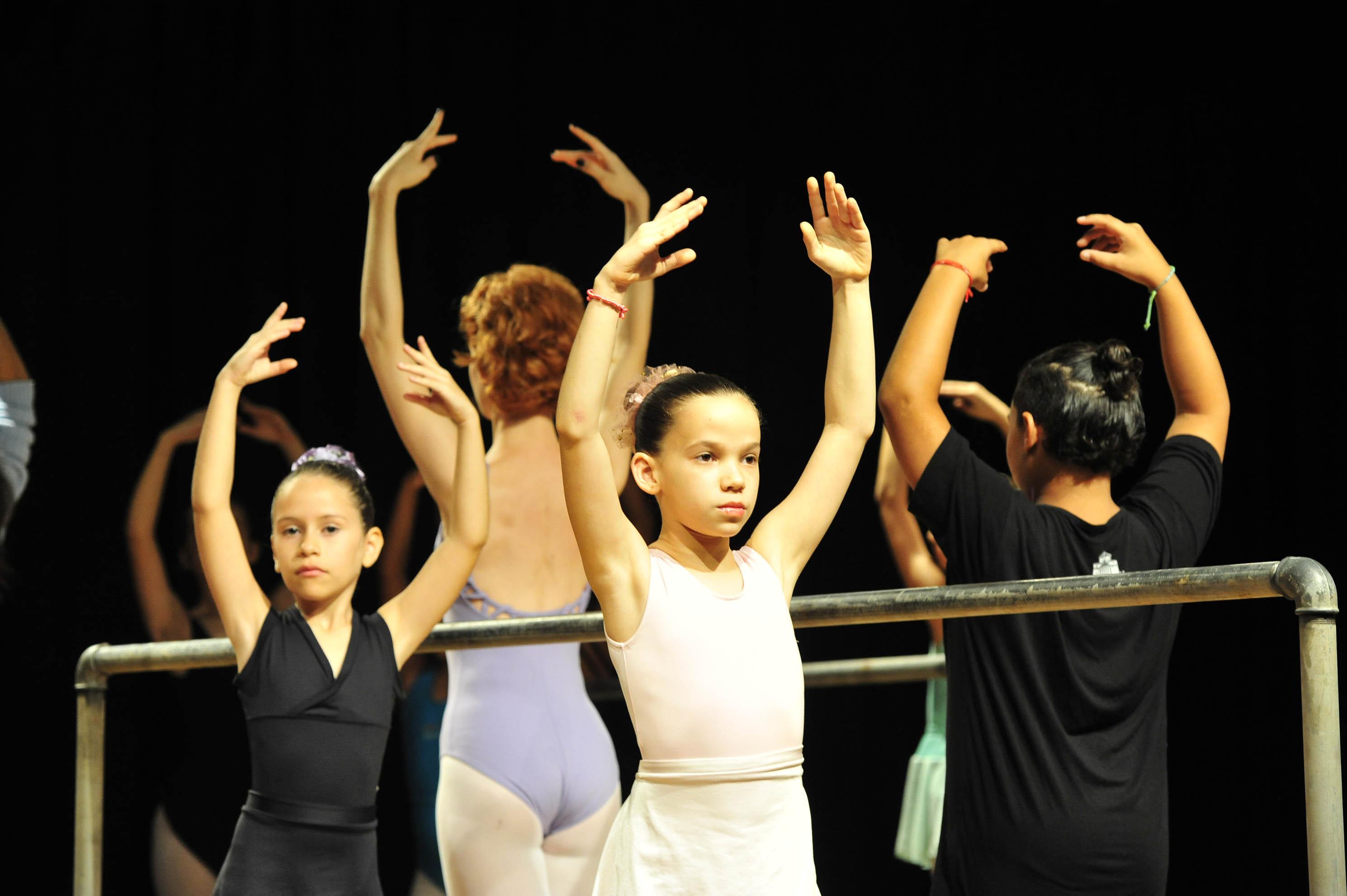 O workshop destina-se a bailarinos e apreciadores da dança com idade mínima de nove anos (FOTO: Nilson Bastian)