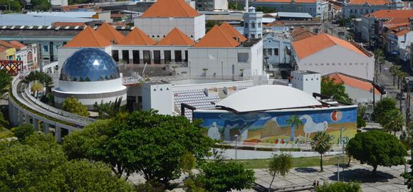 O Instituto Dragão do Mar é atualmente responsável por gerenciar quatro equipamentos culturais (FOTO: Divulgação)