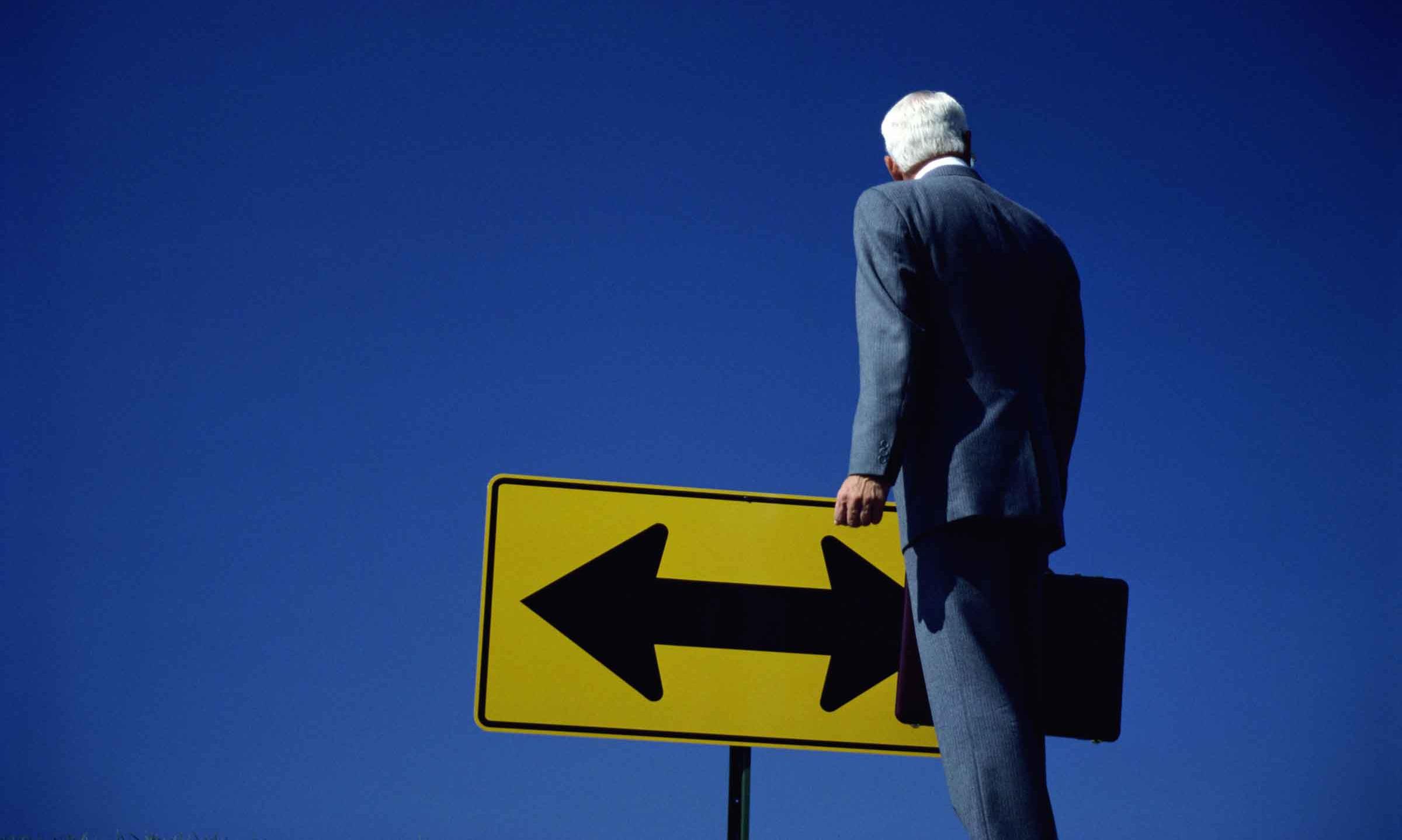 Alguns cuidados devem ser tomados antes de qualquer ação de mudança de emprego (Foto: Vida e Carreira/Reprodução)