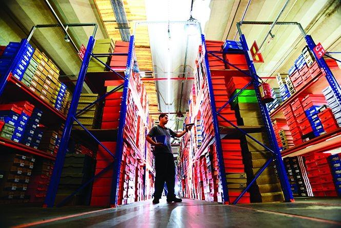 A Netshoes foi eleita pelo quarto ano consecutivo entre as 150 melhores empresas para se trabalhar pela revista Você S/A (FOTO: Divulgação)