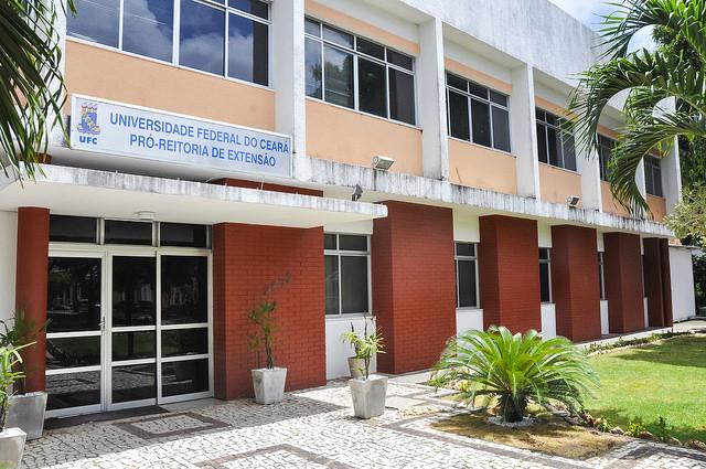 As inscrições serão realizadas, exclusivamente, na Pró-Reitoria de Extensão (Foto: Ribamar Neto/Divulgação)