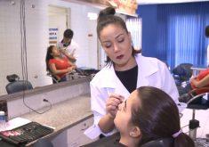 Aumenta a procura de cursos de capacitação (FOTO: Reprodução TV Jangadeiro)