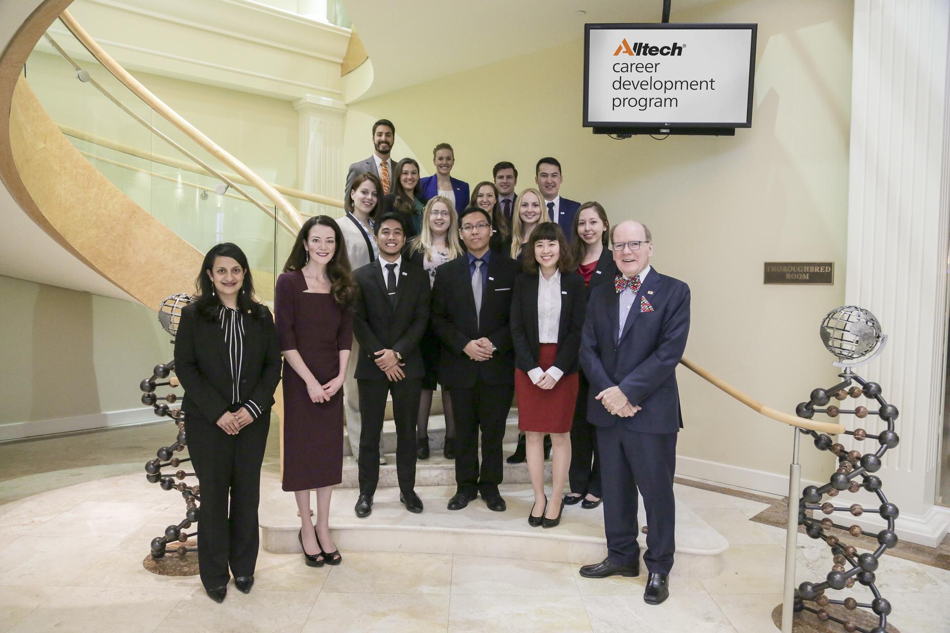 Inscrições abertas para programa internacional de trainee de multinacional