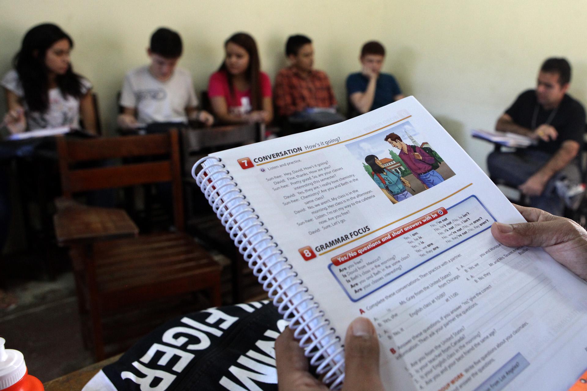 Centro de Línguas do Imparh oferta 720 vagas para novos alunos